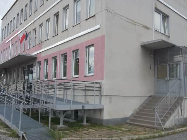 Ośrodek zdrowia Kamienica Polska 12