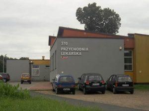 Ośrodek Zdrowia w Kamienicy Polskiej ulica Marii Konopnickiej 370