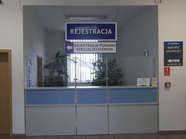 rejestracja pacjentów